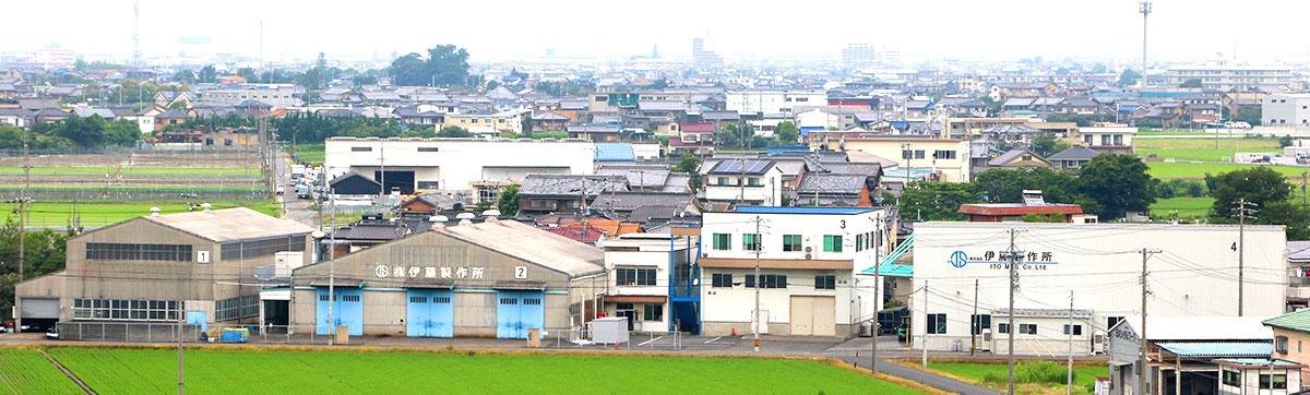 会社遠景 株式会社伊藤製作所