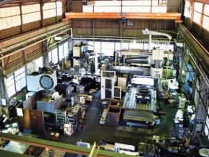 伊藤製作所の第1工場