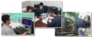伊藤製作所にはさまざまな分野で活躍できるチャンスがあります