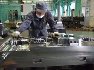 伊藤製作所の仕事