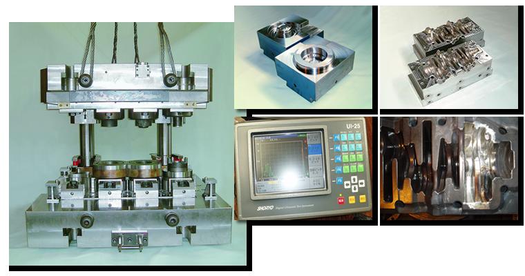 鍛造ダイセット・金型の設計製造メーカー